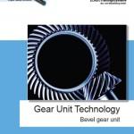 Bevel gear unit